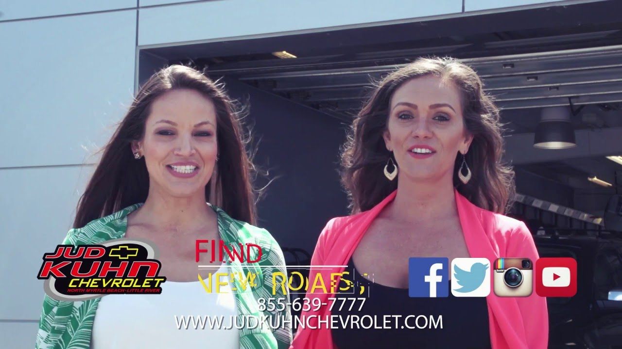 April Service Spot YouTube - Jud kuhn chevrolet car show