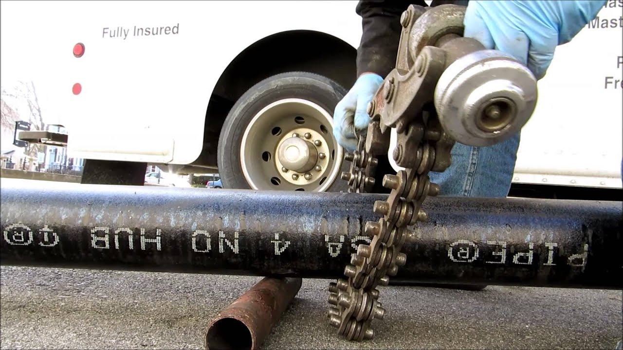4 Inch Cast Iron Sewer Pipe Replacement Plumbing Tips