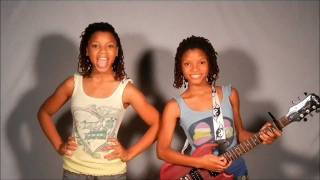 "Beyonce - ""Countdown (Chloe x Halle Cover)"""