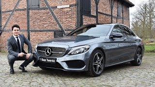 2018 Mercedes AMG C 43 4MATIC + BRUTAL Drive Review C Class Sound Acceleration Exhaust