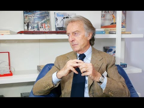 South EU Summit Interview with Luca Cordero di Montezemolo - Chairman of Italo