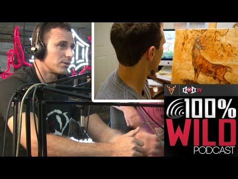 Painting Wildlife with Ryan Kirby and Coon Dog - 100% Wild Podcast 43