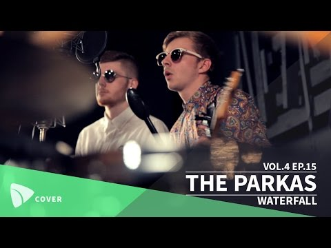 THE PARKAS - Waterfall (The Stone Roses cover) | TEAfilms Live Sessions Vol.4 Ep.15