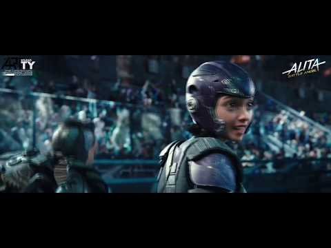 Swan Song/Dua Lipa Alita:BattleAngle 60FPS