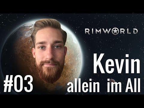 RimWorld - Kevin allein im All #03 - Rich Explorer - Alpha 15 Modded [German/Deutsch]