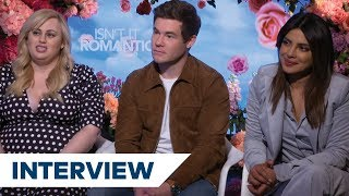 Rebel Wilson And The Cast Of Isn't It Romantic Talk About Defying The Genre