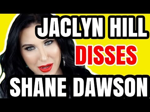 SHANE DAWSON DISSED BY JACLYN HILL & JEFFREE STAR DRAMA