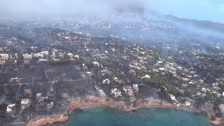 Βίντεο από τις πυρκαγιές 4