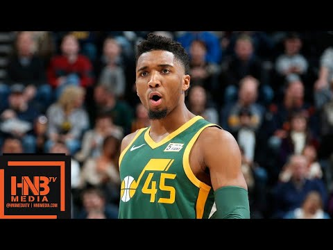 Denver Nuggets vs Utah Jazz Full Game Highlights | 01/23/2019 NBA Season