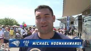 Michael Hoomanawanui: Walk Run