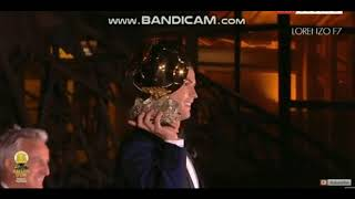 Download Video Cristiano ronaldo win ballon d'or 2017 MP3 3GP MP4