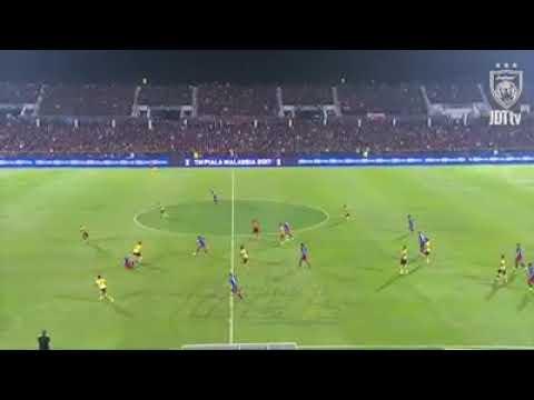 JDT vs Perak 3-0 Highlights TM Piala Malaysia 2017