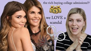 The Rich Can Do Anything (Olivia Jade, College Admissions Scandal)