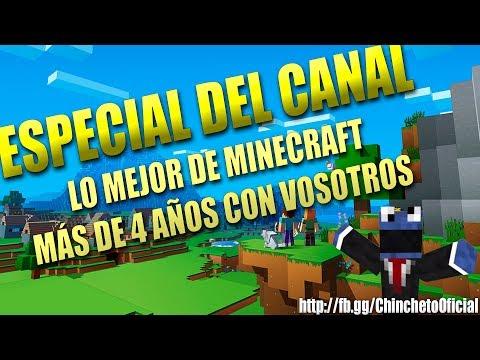 LO MEJOR DE MINECRAFT DE TODO EL CANAL | ESPECIAL 200 EPISODIOS DE MOMENTOS ESTELARE