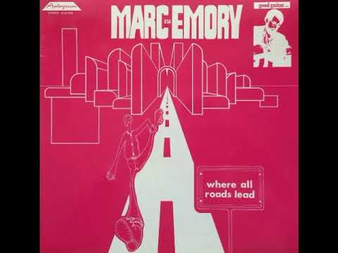 Marc Emory - Where I'm From (1977)