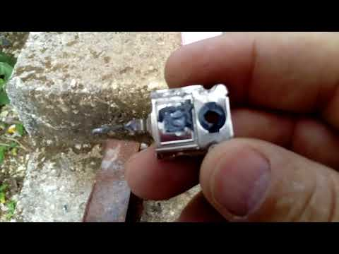 How to scrap a transistors for gold recovery and precious metals silver cobre