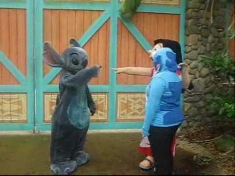 Stitch, Lilo and... Stitch?