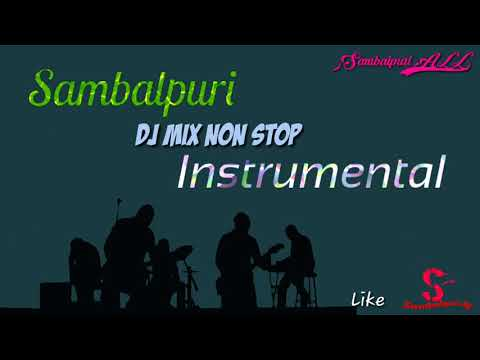 Sambalpuri dj mix non stop instrumental song
