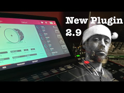 New Akai MPC Update 2.9 is Fire - Drum Synth Standalone Plugin