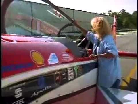 Patty Wagstaff - Creating aviation synergy!