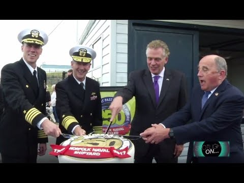 Spotlight On: Norfolk Naval Shipyard's 250th Anniversary