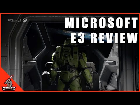 Microsoft E3 2019 - Review & Grading