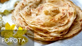 Best Way To Make Lachha Porota/ Paratha