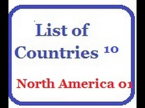 List of Countries 10