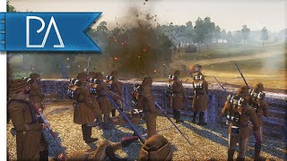 WW1 OTTOMAN DEFENSE - The Great War Total War Mod Gameplay