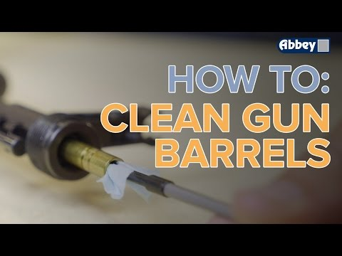 How To Clean The Barrel Of Your Airsoft Gun
