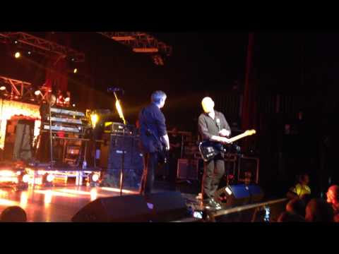 Golden Brown - The Stranglers @ Sheffield O2 (7th March 2015)