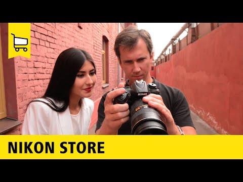 Nikon Store: Обзор камеры Nikon D7200 12+