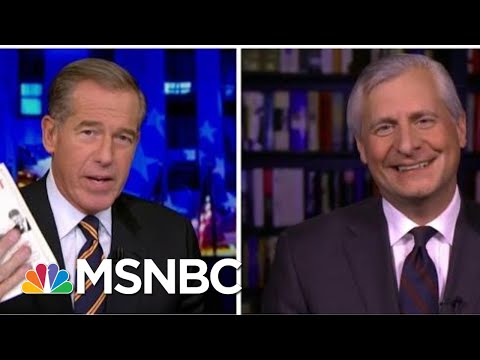 What Jon Meacham Hopes Mitch McConnell Learns From His Book On Impeachment | The 11th Hour | MSNBC