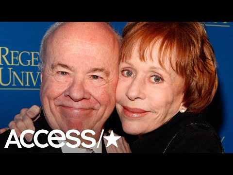 Carol Burnett Says She's 'Heartbroken' Over Former Co-Star Tim Conway's Death | Access