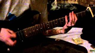 ORINGINAL 7 STRING PEICE - HARDROCK / METAL / METALCORE