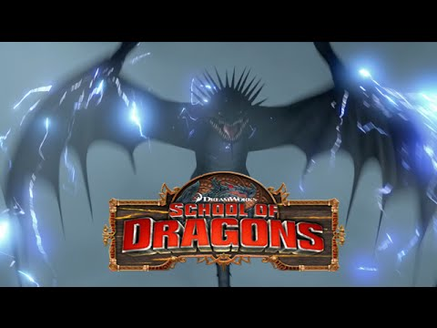 School of Dragons: Dragons 101 - The Skrill - YouTube