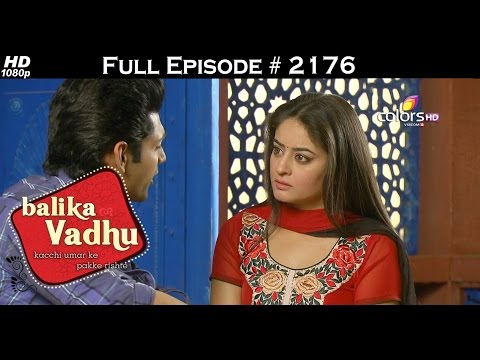 Balika Vadhu - 12th May 2016 - बालिका वधु - Full Episode (HD)