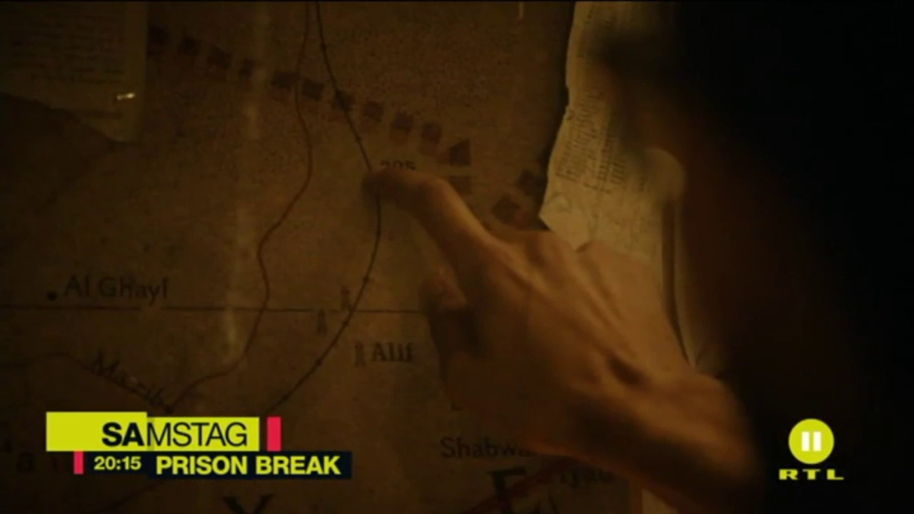 Rtl2 Now Prison Break