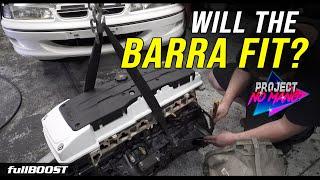 Budget Barra Holden project car | NOMANG ep02 | fullBOOST