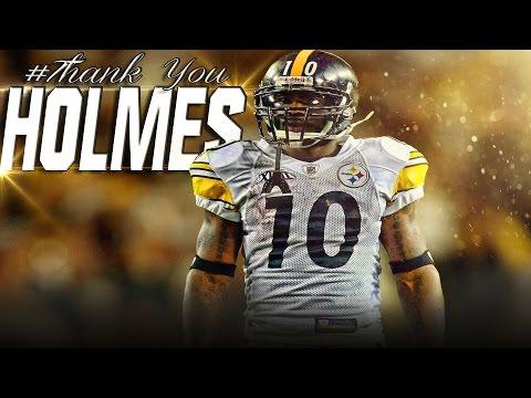 Santonio Holmes ll Steelers Tribute