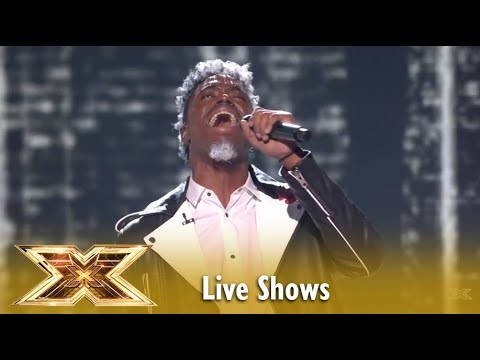 Dalton Harris SLAYS  Creep  And Leaves Simon Cowell SPEECHLESS! Live Shows 3 | The X Factor UK 2018