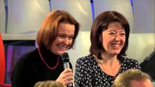 Сбрось лишнее с диетой Елены Малышевой! Видео-отчет худеющих от 12 февраля 2015 года.