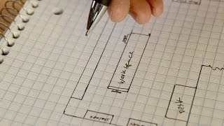 Sketching Your Woodworking Work Shop