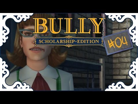 BULLY #04 - Herpes der Götterbote   Let's Play