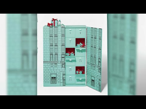 Chino - WHOA! TIFFANY & CO. IS MAKING AN ADVENT CALENDAR AND IT'S NOT CHEAP [VIDEO]