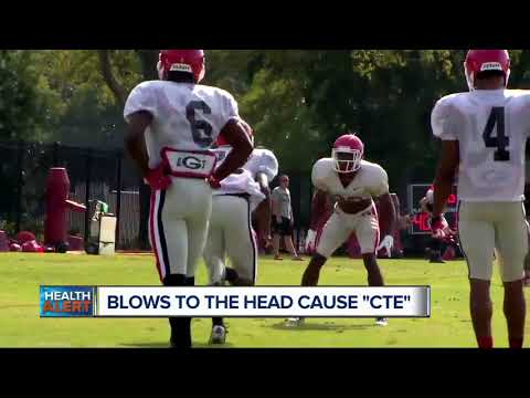 Blows to the head, not concussions, cause the degenerative brain disease CTE