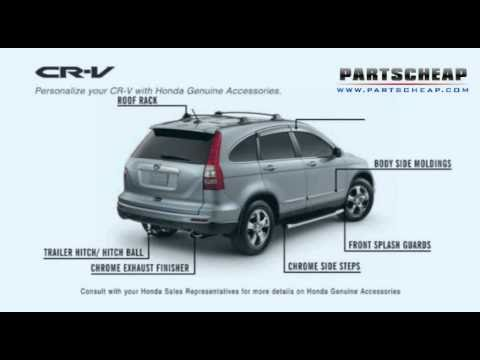 Partscheap Com 2011 Honda Cr V Accessories Youtube
