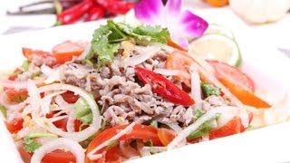 空中廚房-泰式涼拌牛肉