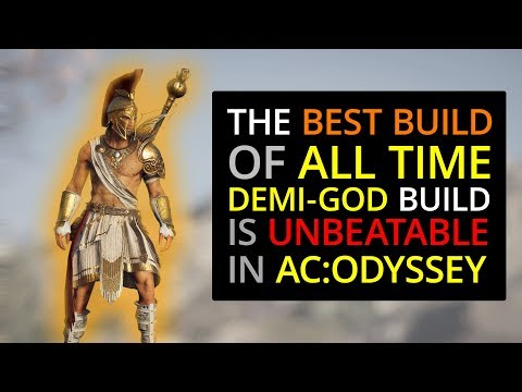 Super Demi-God Build Is BEST Build In AC Odyssey!