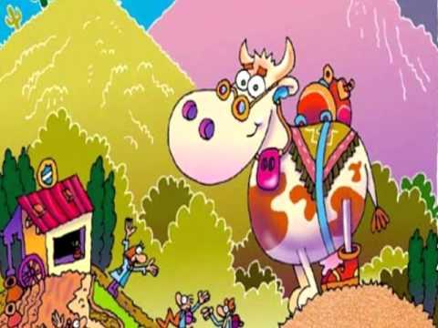 La Vaca Estudiosa Cuento Para Niños